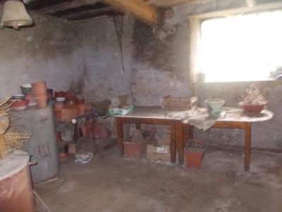 Secteur Sellières, vends belle maison en pierres de 1813, 5 pièces, 125m² sur 6000m² terrain clos, atelier