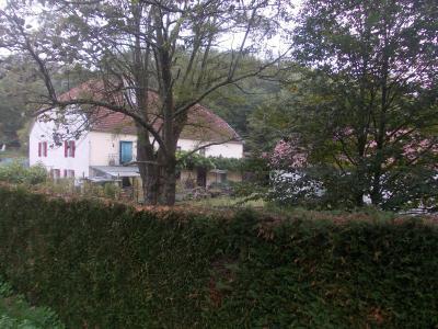 Proche Dole, vends ancien Moulin ( 1280 ) de 12 pièces, 450m² habitable sur 20000m² de terrain clos., idem