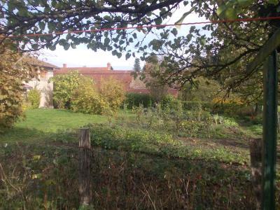Pierre de Bresse, vends Maison de 140m² et ancienne boulangerie de 200m², sur 1416m² de terrain., jardin et verger