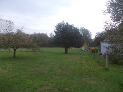 Chaumergy centre,  vends beau terrain à bâtir de 3150m² avec bâtiment agricole de 115m², idem