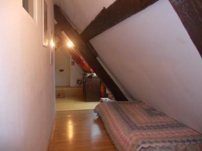 Sect. Cramans, vends grande maison avec gîte 8 + 4 pièces, 140 + 65m² sur 2400m² de terrain clos, chambre niveau 2