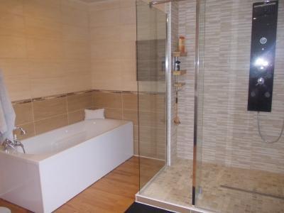 Secteur Chaussin, vends maison de 6 pièces, 175m²habitable sur 1300m² de terrain clos, salle de bain avec douche