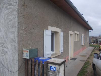 Secteur Chaussin, vends maison de 6 pièces, 175m²habitable sur 1300m² de terrain clos, coté gauche