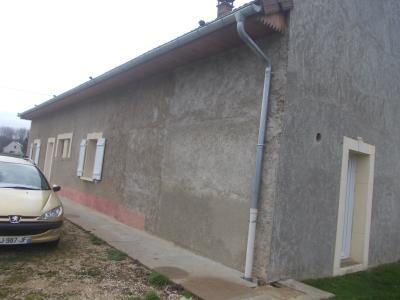 Secteur Chaussin, vends maison de 6 pièces, 175m²habitable sur 1300m² de terrain clos, coté droit