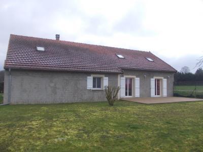Secteur Chaussin, vends maison de 6 pièces, 175m²habitable sur 1300m² de terrain clos, vue arrière