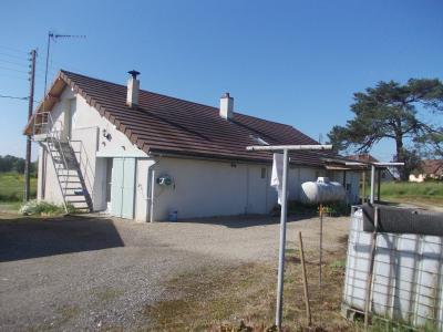Secteur Chaumergy, à vendre agréable maison de 5 pièces 95m² habitable sur 1400m² de terrain., arrière gauche