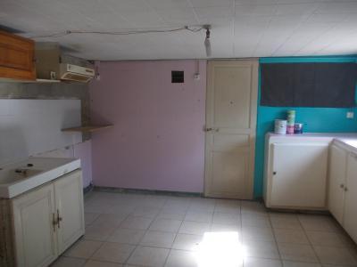 Secteur Chaussin vends maison de 5 pièces 85m², terrain clos de 1500m² avec 60m² de dépendances., cuisine d