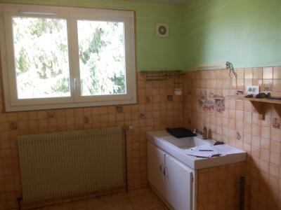 Secteur Chaussin vends maison de 5 pièces 85m², terrain clos de 1500m² avec 60m² de dépendances., cuisine