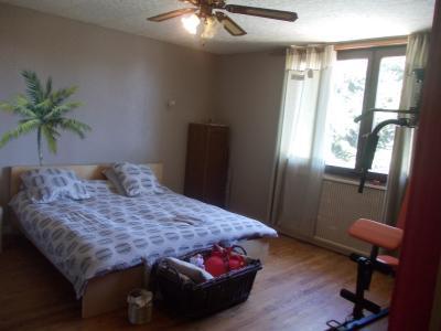 Secteur Chaussin, vends agréable maison de 6 pièces, véranda, 180m² sur 500m² de terrain clos, chambre 1
