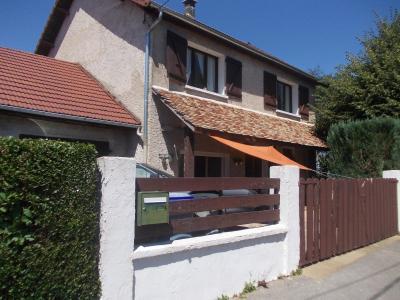 Secteur Chaussin, vends agréable maison de 6 pièces, véranda, 180m² sur 500m² de terrain clos, idem depuis impasse