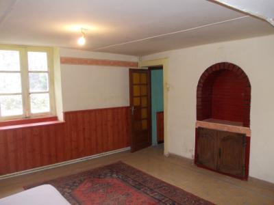 Secteur Mouchard, à vendre maison de village en pierres de 6 pièces 110m² habitables., salon/séjour