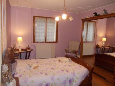 Chaussin à vendre confortable maison de 6 pièces, 170m², dépendances sur 12500m² de terrain clos., chambre RdC