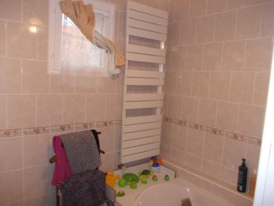 Chaussin à vendre confortable maison de 6 pièces, 170m², dépendances sur 12500m² de terrain clos., salle de bain RdC