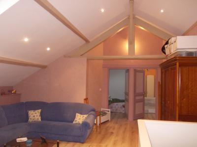 Chaussin à vendre confortable maison de 6 pièces, 170m², dépendances sur 12500m² de terrain clos., étage grande mezzanine/bureau 40m²