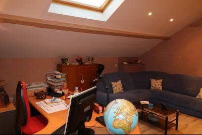 Chaussin à vendre confortable maison de 6 pièces, 170m², dépendances sur 12500m² de terrain clos., idem