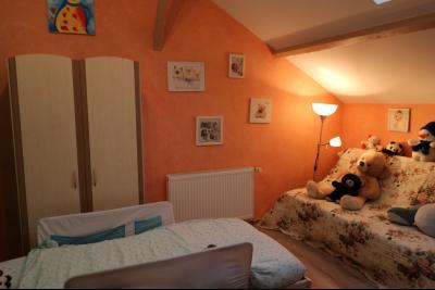 Chaussin à vendre confortable maison de 6 pièces, 170m², dépendances sur 12500m² de terrain clos., chambre  1 étage