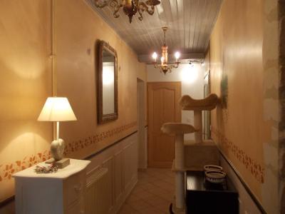 Chaussin à vendre confortable maison de 6 pièces, 170m², dépendances sur 12500m² de terrain clos., couloir d