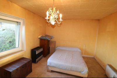 Chaussin à vendre maison (ancienne ferme) de 4 pièces, dépendances 260 m² sur 5417m² de terrain., chambre 1
