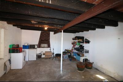 Chaussin à vendre maison (ancienne ferme) de 4 pièces, dépendances 260 m² sur 5417m² de terrain., interieur four à pain
