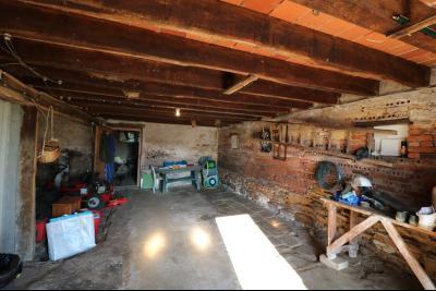Chaussin à vendre maison (ancienne ferme) de 4 pièces, dépendances 260 m² sur 5417m² de terrain., écurie 1