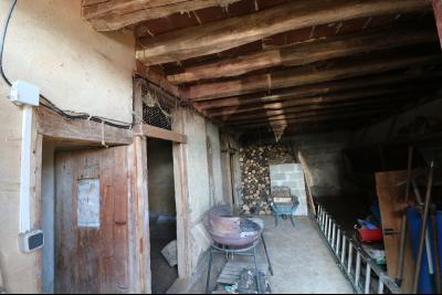 Chaussin à vendre maison (ancienne ferme) de 4 pièces, dépendances 260 m² sur 5417m² de terrain., écurie 2
