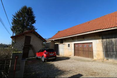 Chaussin à vendre maison (ancienne ferme) de 4 pièces, dépendances 260 m² sur 5417m² de terrain., coté gauche
