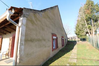 Chaussin à vendre maison (ancienne ferme) de 4 pièces, dépendances 260 m² sur 5417m² de terrain., vue de coté