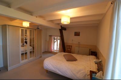 Chaumergy, à vendre très agréable maison de 7 pièces, 179m² sur 10060m² de terrain clos., chambre 1  étage