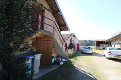 Secteur Chaussin, vends ancienne ferme de 7 pièces, 180m² , dépendances sur 2 hecatres de terrain., vue coté cour
