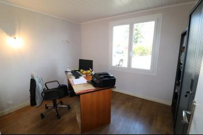 Chaumergy, à vendre agréable maison récente de 5 pièces, 95m² habitables, garage, 1400m² de terrain., chambre 3 10m²