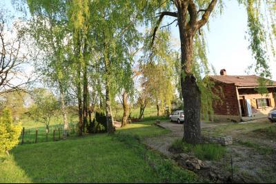 Proche Chaumergy, vends maison et ferme 75 et 150m² en cours de restauration sur 2750 m² de terrain., dépendances ancienne écurie