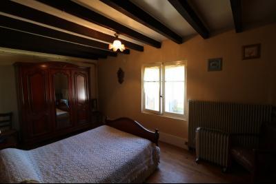 Secteur Chaussin, à vendre maison de plain-pied, 4 pièces, 90m², garage sur 700m² de terrain., chambre 1