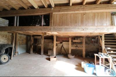 Secteur Pierre de Bresse vends corps de ferme avec dépendances sur 5500m² de terrain., salle des machines (moulin)