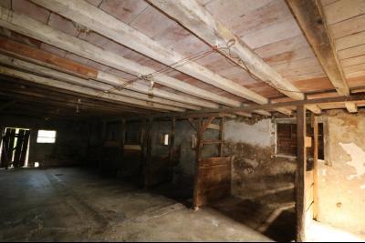 Secteur Pierre de Bresse vends corps de ferme avec dépendances sur 5500m² de terrain., écurie