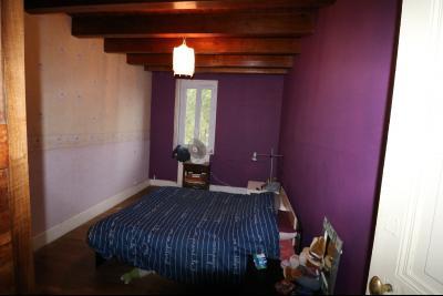 Seurre à 5mn, vends maison de 7 pièces, 150m² habitables, garage sur 8000m² de terrain clos., chambre rez de chaussée 1