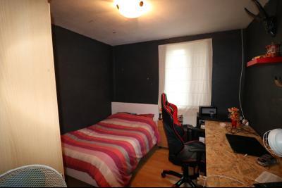 Seurre à 5mn, vends maison de 7 pièces, 150m² habitables, garage sur 8000m² de terrain clos., chambre 2