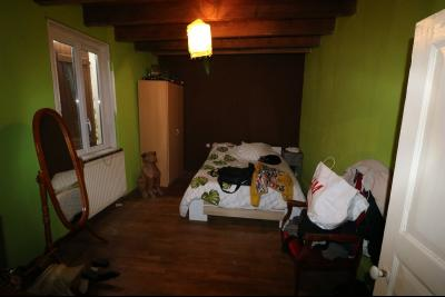 Seurre à 5mn, vends maison de 7 pièces, 150m² habitables, garage sur 8000m² de terrain clos., chambre 3
