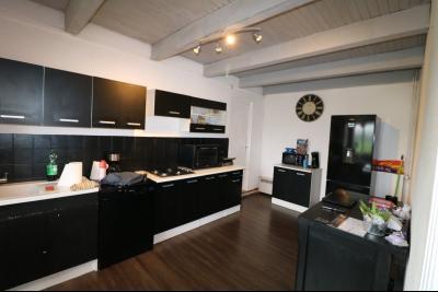 Seurre à 5mn, vends maison de 7 pièces, 150m² habitables, garage sur 8000m² de terrain clos., cuisine équipée