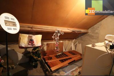 Secteur Chaussin vends belle fermette de 7 pièces,150m², dépendances 90m²sur 5200 m² de terrain clos, combles