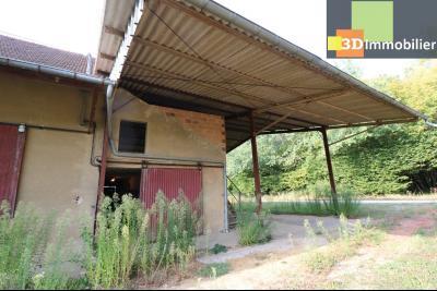 Proche Chaussin , vends ferme ancienne de 5 pièces, 90m², 500m² de dépendances sur1879m² de terrain, idem