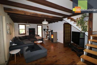 Secteur Pierre de Bresse, vends superbe maison, 9 pièces, 209m², dépendances, sur 5320m² de terrain., salon 37m²