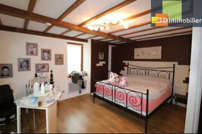 Secteur Pierre de Bresse, vends superbe maison, 9 pièces, 209m², dépendances, sur 5320m² de terrain., chambre parentale 23.50M²