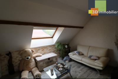 Secteur Pierre de Bresse, vends superbe maison, 9 pièces, 209m², dépendances, sur 5320m² de terrain., chambre étage 3 16m²