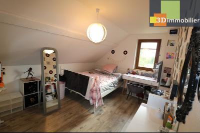 Secteur Pierre de Bresse, vends superbe maison, 9 pièces, 209m², dépendances, sur 5320m² de terrain., chambre étage 4 12m²