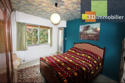 Secteur ARBOIS (39 JURA), à vendre maison de ville de 9 pièces sur 1174 m² de terrain clos., véranda