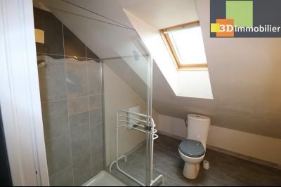 Chaussin vends confortable maison de 6 pièces, 150m², sous-sol total sur 3300 m² de terrain., salle d