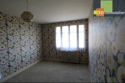Chaussin (39 Jura), maison de 6 pièces, 130m² habitables, dépendance de 140 m² sur 3500m² de terrain, chambre étage 4  15m²