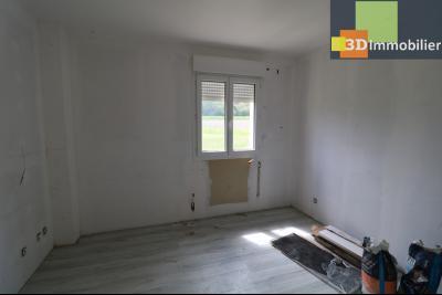 Chaussin, vends maison style provençal 7 pièces, 145 m² habitables sur terrain de 5580 m²., chambre 2 RdC