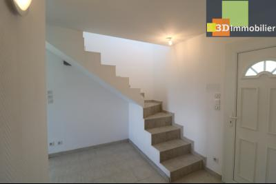 Chaussin, vends maison style provençal 7 pièces, 145 m² habitables sur terrain de 5580 m²., hall entrée et accès étage