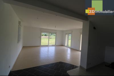 Chaussin, vends maison style provençal 7 pièces, 145 m² habitables sur terrain de 5580 m²., vue depuis cuisine